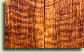 Curly Redwood Flat Top Soundboard Sets