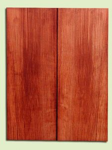"RWMSB13904 - Redwood, Mandolin Arch Top Soundboard, Med. to Fine Grain Salvaged Old Growth, Excellent Color, Highly Resonant Mandolin Tonewood, Yields Superior Sound, 2 panels each 0.875"" x 6"" X 16"", S1S"