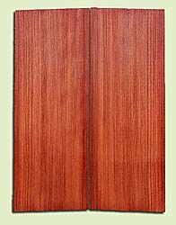 "RWMSB13909 - Redwood, Mandolin Arch Top Soundboard, Fine Grain Salvaged Old Growth, Excellent Color, Highly Resonant Mandolin Tonewood, Yields Superior Sound, 2 panels each 0.875"" x 6"" X 16"", S1S"