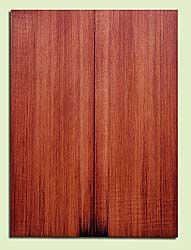 "RWMSB13922 - Redwood, Mandolin Arch Top Soundboard, Fine Grain Salvaged Old Growth, Excellent Color, Highly Resonant Mandolin Tonewood, Yields Superior Sound, 2 panels each 0.875"" x 6"" X 16"", S1S"