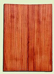 "RWMSB13927 - Redwood, Mandolin Arch Top Soundboard, Fine Grain Salvaged Old Growth, Excellent Color, Highly Resonant Mandolin Tonewood, Yields Superior Sound, 2 panels each 0.875"" x 6"" X 16"", S1S"