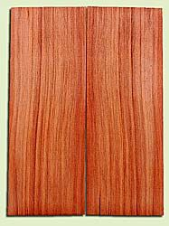 "RWMSB13937 - Redwood, Mandolin Arch Top Soundboard, Fine Grain Salvaged Old Growth, Excellent Color, Highly Resonant Mandolin Tonewood, Yields Superior Sound, 2 panels each 0.875"" x 6"" X 16"", S1S"