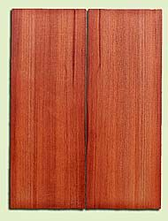 "RWMSB13940 - Redwood, Mandolin Arch Top Soundboard, Fine Grain Salvaged Old Growth, Excellent Color, Highly Resonant Mandolin Tonewood, Yields Superior Sound, 2 panels each 0.875"" x 6"" X 16"", S1S"