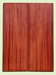 "RWMSB13948 - Redwood, Mandolin Arch Top Soundboard, Fine Grain Salvaged Old Growth, Excellent Color, Highly Resonant Mandolin Tonewood, Yields Superior Sound, 2 panels each 0.875"" x 6"" X 16"", S1S"