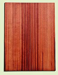"RWMSB13957 - Redwood, Mandolin Arch Top Soundboard, Fine Grain Salvaged Old Growth, Excellent Color, Highly Resonant Mandolin Tonewood, Yields Superior Sound, 2 panels each 0.875"" x 6"" X 16"", S1S"