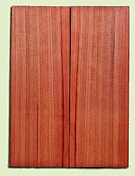 "RWMSB13961 - Redwood, Mandolin Arch Top Soundboard, Fine Grain Salvaged Old Growth, Excellent Color, Highly Resonant Mandolin Tonewood, Yields Superior Sound, 2 panels each 0.875"" x 6"" X 16"", S1S"