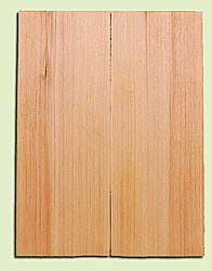 "DFMSB14029 - Douglas Fir, Mandolin Flat top Soundboard, Med. to Fine Grain, Excellent Color, Highly Resonant Mandolin Tonewood, Yields Amazing Sound, 2 panels each 0.19"" x 6"" X 16"", S1S"