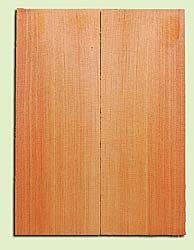 "DFMSB14032 - Douglas Fir, Mandolin Flat top Soundboard, Med. to Fine Grain, Excellent Color, Highly Resonant Mandolin Tonewood, Yields Amazing Sound, 2 panels each 0.19"" x 6"" X 16"", S1S"
