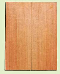 "DFMSB14033 - Douglas Fir, Mandolin Flat top Soundboard, Med. to Fine Grain, Excellent Color, Highly Resonant Mandolin Tonewood, Yields Amazing Sound, 2 panels each 0.19"" x 6"" X 16"", S1S"