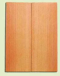 "DFMSB14035 - Douglas Fir, Mandolin Flat top Soundboard, Med. to Fine Grain, Excellent Color, Highly Resonant Mandolin Tonewood, Yields Amazing Sound, 2 panels each 0.19"" x 6"" X 16"", S1S"