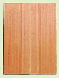 "DFMSB14036 - Douglas Fir, Mandolin Flat top Soundboard, Med. to Fine Grain, Excellent Color, Highly Resonant Mandolin Tonewood, Yields Amazing Sound, 2 panels each 0.19"" x 6"" X 16"", S1S"