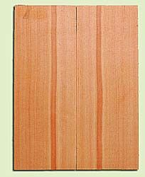 "DFMSB14037 - Douglas Fir, Mandolin Flat top Soundboard, Med. to Fine Grain, Excellent Color, Highly Resonant Mandolin Tonewood, Yields Amazing Sound, 2 panels each 0.19"" x 6"" X 16"", S1S"