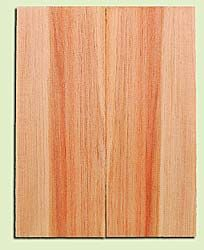 "DFMSB14041 - Douglas Fir, Mandolin Flat top Soundboard, Med. to Fine Grain, Excellent Color, Highly Resonant Mandolin Tonewood, Yields Amazing Sound, 2 panels each 0.19"" x 6"" X 16"", S1S"