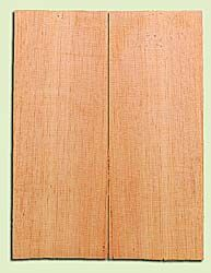 "DFMSB14043 - Douglas Fir, Mandolin Flat top Soundboard, Fine Grain, Excellent Color, Highly Resonant Mandolin Tonewood, Yields Amazing Sound, 2 panels each 0.19"" x 6"" X 16"", S1S"