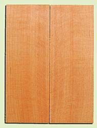 "DFMSB14046 - Douglas Fir, Mandolin Flat top Soundboard, Fine Grain, Excellent Color, Highly Resonant Mandolin Tonewood, Yields Amazing Sound, 2 panels each 0.19"" x 6"" X 16"", S1S"