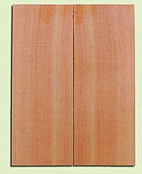 "DFMSB14055 - Douglas Fir, Mandolin Flat top Soundboard, Fine Grain, Excellent Color, Highly Resonant Mandolin Tonewood, Yields Amazing Sound, 2 panels each 0.19"" x 6"" X 16"", S1S"