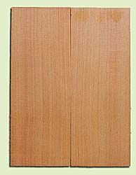 "DFMSB14063 - Douglas Fir, Mandolin Arch Top Soundboard, Med. to Fine Grain, Excellent Color, Highly ResonantMandolin Tonewood, Yields Amazing Sound, 2 panels each 0.875"" x 6"" X 16"", S1S"