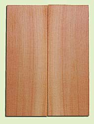 "DFMSB14064 - Douglas Fir, Mandolin Arch Top Soundboard, Med. to Fine Grain, Excellent Color, Highly ResonantMandolin Tonewood, Yields Amazing Sound, 2 panels each 0.875"" x 6"" X 16"", S1S"