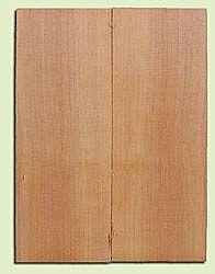 "DFMSB14065 - Douglas Fir, Mandolin Arch Top Soundboard, Med. to Fine Grain, Excellent Color, Highly ResonantMandolin Tonewood, Yields Amazing Sound, 2 panels each 0.875"" x 6"" X 16"", S1S"