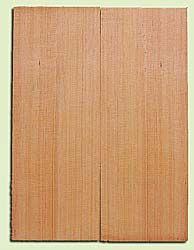 "DFMSB14067 - Douglas Fir, Mandolin Arch Top Soundboard, Med. to Fine Grain, Excellent Color, Highly ResonantMandolin Tonewood, Yields Amazing Sound, 2 panels each 0.875"" x 6"" X 16"", S1S"