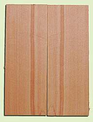 "DFMSB14068 - Douglas Fir, Mandolin Arch Top Soundboard, Fine Grain, Excellent Color, Highly ResonantMandolin Tonewood, Yields Amazing Sound, 2 panels each 0.875"" x 6"" X 16"", S1S"