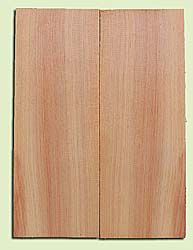 "DFMSB14069 - Douglas Fir, Mandolin Arch Top Soundboard, Fine Grain, Excellent Color, Highly ResonantMandolin Tonewood, Yields Amazing Sound, 2 panels each 0.875"" x 6"" X 16"", S1S"