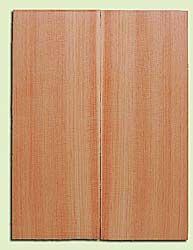 "DFMSB14070 - Douglas Fir, Mandolin Arch Top Soundboard, Fine Grain, Excellent Color, Highly ResonantMandolin Tonewood, Yields Amazing Sound, 2 panels each 0.875"" x 6"" X 16"", S1S"