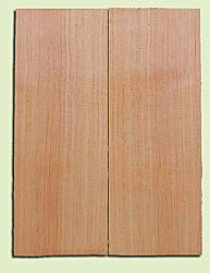 "DFMSB14071 - Douglas Fir, Mandolin Arch Top Soundboard, Fine Grain, Excellent Color, Highly ResonantMandolin Tonewood, Yields Amazing Sound, 2 panels each 0.875"" x 6"" X 16"", S1S"