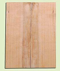 "CDMSB14150 - Port Orford Cedar, Mandolin Flat Top Soundboard, Wide to Medium Grain, Excellent Color, Highly ResonantMandolin Tonewood, Yields Amazing Sound & Projection, 2 panels each 0.19"" x 6"" X 16"", S1S"