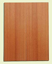 """RCMSB14212 - Western Redcedar, Mandolin Flat Top Soundboard Set, Med. Grain Salvaged Old Growth, Excellent Color, Amazingly Resonant, Rings Like Fine Crystal, 2 panels each 0.2"""" x 6"""" X 16"""", S1S"""