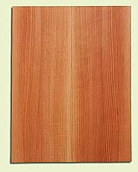 """RCMSB14213 - Western Redcedar, Mandolin Flat Top Soundboard Set, Med. Grain Salvaged Old Growth, Excellent Color, Amazingly Resonant, Rings Like Fine Crystal, 2 panels each 0.2"""" x 6"""" X 16"""", S1S"""