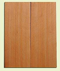 """RCMSB14224 - Western Redcedar, Mandolin Flat Top Soundboard Set, Med. to Fine Grain Salvaged Old Growth, Excellent Color, Amazingly Resonant, Rings Like Fine Crystal, 2 panels each 0.2"""" x 6"""" X 16"""", S1S"""