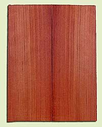 """RWMSB14259 - Redwood, Mandolin Flat Top Soundboard Set, Fine to Very Fine Straight Grain Salvaged Old Growth , Excellent Color, Highly Resonant Tonewood, Makes Amazing Sounding Mandolins, 2 panels each 0.17"""" x 6"""" X 16"""", S1S"""