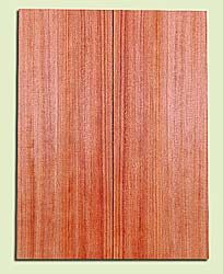 """RWMSB14269 - Redwood, Mandolin Flat Top Soundboard Set, Fine to Very Fine Straight Grain Salvaged Old Growth , Excellent Color, Highly Resonant Tonewood, Makes Amazing Sounding Mandolins, 2 panels each 0.22"""" x 6"""" X 16"""", S1S"""