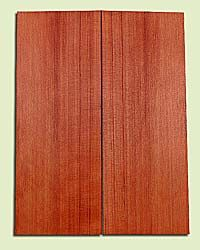 """RWMSB14272 - Redwood, Mandolin Flat Top Soundboard Set, Fine to Very Fine Straight Grain Salvaged Old Growth , Excellent Color, Highly Resonant Tonewood, Makes Amazing Sounding Mandolins, 2 panels each 0.22"""" x 6"""" X 16"""", S1S"""