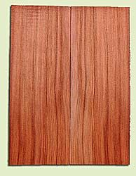 """RWMSB14281 - Redwood, Mandolin Flat Top Soundboard Set, Very Fine Straight Grain Salvaged Old Growth , Excellent Color, Highly Resonant Tonewood, Makes Amazing Sounding Mandolins, 2 panels each 0.22"""" x 6"""" X 16"""", S1S"""