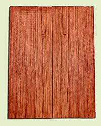 """RWMSB14282 - Redwood, Mandolin Flat Top Soundboard Set, Very Fine Straight Grain Salvaged Old Growth , Excellent Color, Highly Resonant Tonewood, Makes Amazing Sounding Mandolins, 2 panels each 0.22"""" x 6"""" X 16"""", S1S"""
