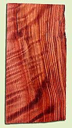 "RWMHS15032 - Figured Redwood, Mandolin Headstock Plate, Very Good Figure & Colors, Adds Pazzazz, Multiples Available,  each 0.15"" x 4"" X 8"""