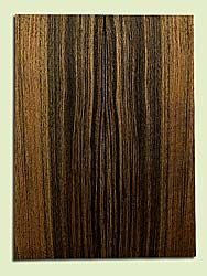 "WAMSB15681 - Claro Walnut, Mandolin Flat top Soundboard, Quarter Sawn, Excellent Color& Contrast, GreatMandolin Wood, 2 panels each 0.18"" x 6"" X 16"", S1S"