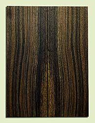 "WAMSB15694 - Claro Walnut, Mandolin Flat top Soundboard, Quarter Sawn, Excellent Color& Contrast, GreatMandolin Wood, 2 panels each 0.18"" x 6"" X 16"", S1S"